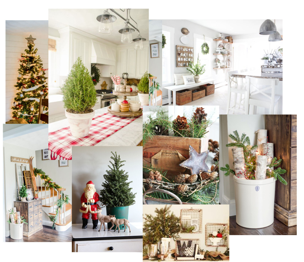 Rustic Holiday Decor